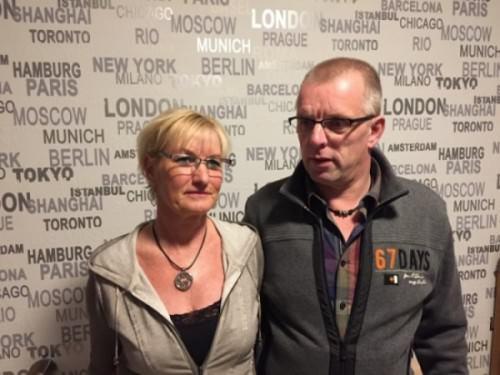 Kerstin und Ewald Gödde