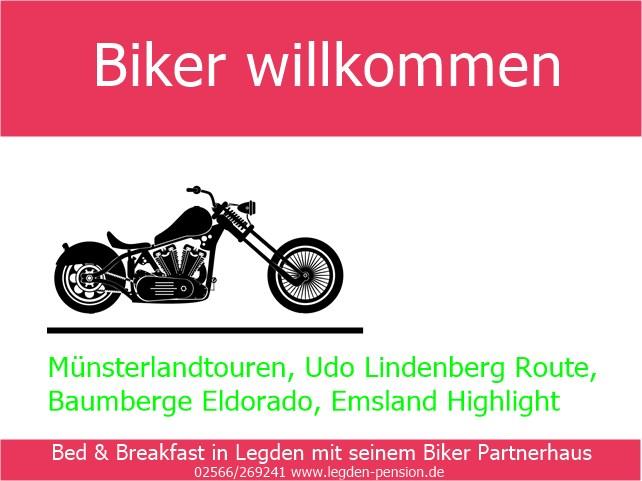 Biker - Motorrad Hotel Pension
