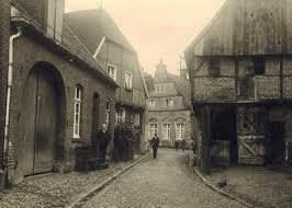 Alte Straße in Legden