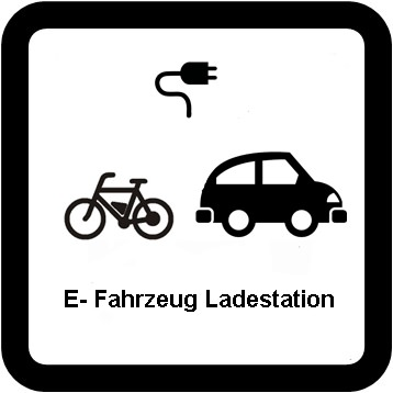 E-Fahrzeuge Ladestation
