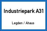 Gewerbegebiet - Industriegebiet A31 Legden - Ahaus