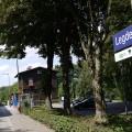 Bahnhof nahe Legden