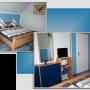 Blue - Bed & Breakfast - Legden Pension